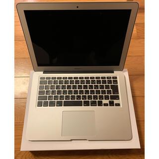 マック(Mac (Apple))のMacBook Air 2017 8GB/128GB(ノートPC)