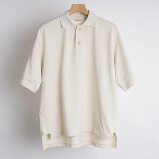 AURALEE 21SS ビッグポロシャツ 4