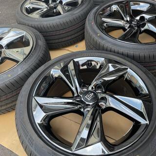 トヨタ - トヨタ クラウン RS 純正タイヤホイール ブリヂストン レグノ