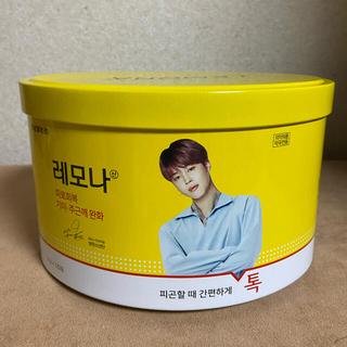 ボウダンショウネンダン(防弾少年団(BTS))のBTS レモナ 円形缶 缶のみ(K-POP/アジア)