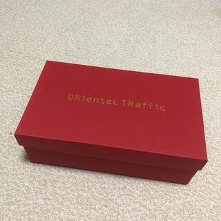 オリエンタルトラフィック(ORiental TRaffic)のORientaL TRaffic サンダル(ミュール)