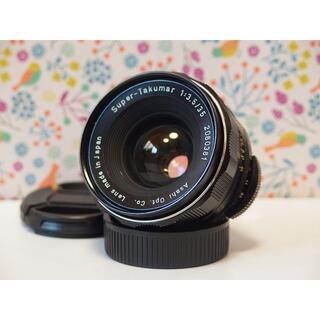 ペンタックス(PENTAX)の◆貴重な前期型◆ PENTAX Super-Takumar 35mm F3.5(レンズ(単焦点))