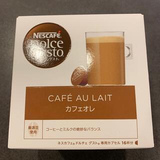 Nestle - ネスカフェ ドルチェグスト カフェオレ16杯×2箱