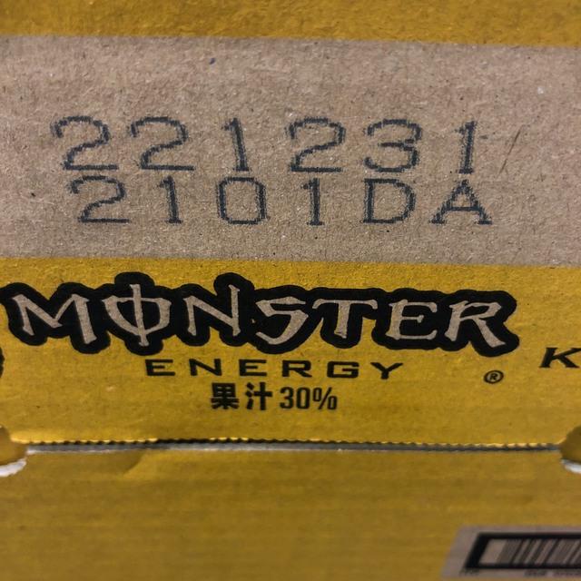 モンスターエナジー カオス 355ml×24本 食品/飲料/酒の飲料(ソフトドリンク)の商品写真