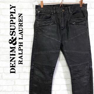 デニムアンドサプライラルフローレン(Denim & Supply Ralph Lauren)のDenim&Supply ラルフローレン デニム&サプライ バイカーデニム(デニム/ジーンズ)