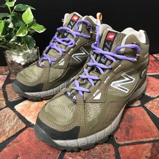 ニューバランス(New Balance)のニューバランス トレッキングシューズ ゴアテックス GORE-TEX 24(登山用品)