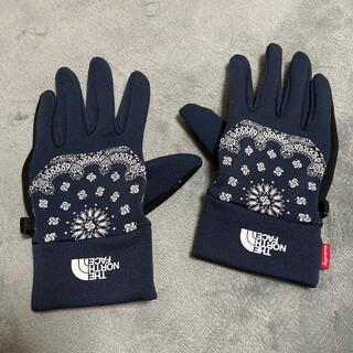 Supreme - supreme 手袋