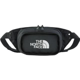 THE NORTH FACE - ウエストバッグ ブラック×ホワイト