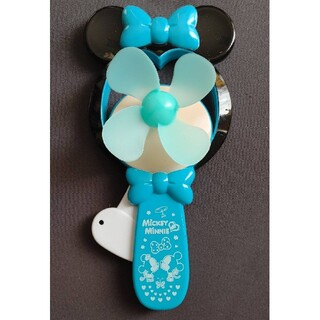 ディズニー(Disney)のミッキーハンディファン(扇風機)