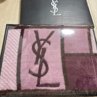 イヴサンローランボーテ(Yves Saint Laurent Beaute)のイブサンローラン 毛布(毛布)