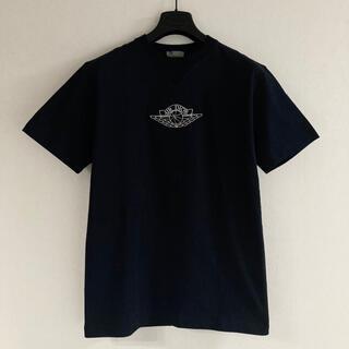 ディオールオム(DIOR HOMME)のDior homme × Air jordan コラボTシャツ(Tシャツ/カットソー(半袖/袖なし))
