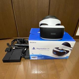 PlayStation VR - PSVR 本体(カメラ同梱)