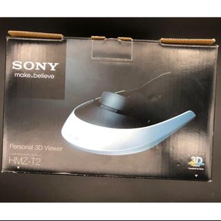 SONY - 【美品】SONY ヘッドマウントディスプレイ HMZ-T2
