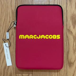 マークジェイコブス(MARC JACOBS)のMARC JACOBS マーク ジェイコブス タブレットケース 新品未使用(iPadケース)