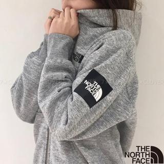 THE NORTH FACE - THE NORTH FACE☆ノースフェイス スクエアロゴフルジップパーカー