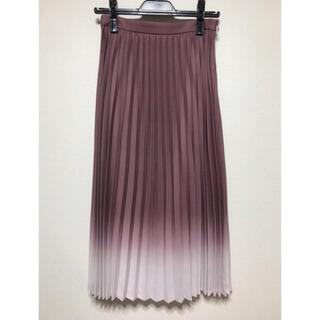 PROPORTION BODY DRESSING - propotion body dressing グラデーション スカート