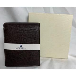 ジバンシィ(GIVENCHY)の新品未使用品 GIVENCHY ジバンシー 折り畳み財布 メンズ(折り財布)