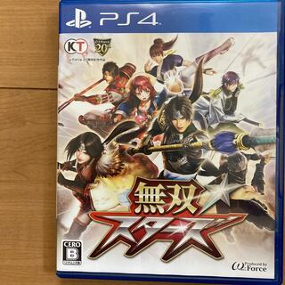 プレイステーション4(PlayStation4)の無双☆スターズ PS4 動作確認済(家庭用ゲームソフト)