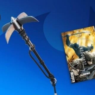 【Fortnite】キャットウーマンツルハシ 未使用コード(ゲーム)