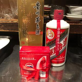 酒666様専用貴州茅台酒 未開封グラス付き(蒸留酒/スピリッツ)