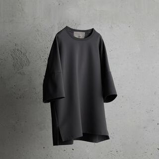 ハレ(HARE)のIRREGULAR SLEEVE RELAX TEE(Tシャツ/カットソー(半袖/袖なし))