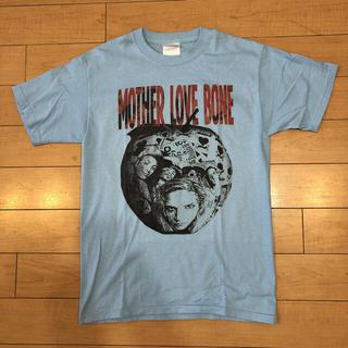サンタモニカ(Santa Monica)の希少 マザー・ラヴ・ボーン Mother Love Bone グランジ バンドT(Tシャツ/カットソー(半袖/袖なし))