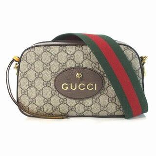 Gucci - グッチ 現行 ショルダーバッグ GGスプリーム メッセンジャー 476466