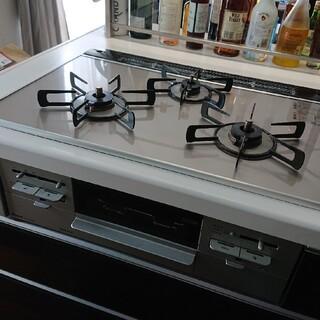 リンナイ(Rinnai)のリンナイ ビルトインコンロ システムキッチン(調理機器)