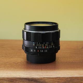 ペンタックス(PENTAX)の【良品】Super Takumar 28mm f3.5  人気の広角MFレンズ(レンズ(単焦点))