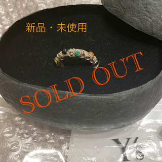 Y's PINK リングS.V.B RING C (9号 Gold)ワイズ