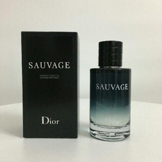未使用  Dior SAUVAGE 香水100ml