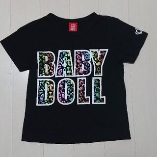 BABYDOLL - ベビードールTシャツ 130