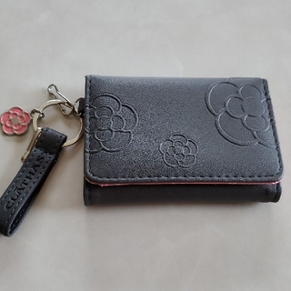 クレイサス(CLATHAS)の【新品未使用】CLATHAS クレイサス 三つ折り ミニ財布(財布)