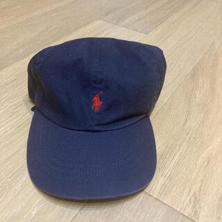 ラルフローレン(Ralph Lauren)のPOLO ラルフローレン キャップ 52cm キッズ(帽子)