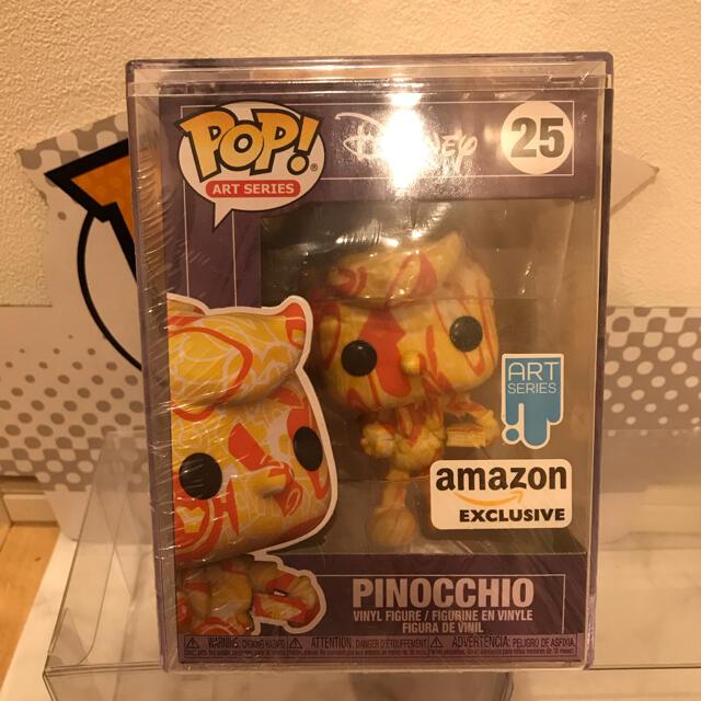 Disney(ディズニー)のFUNKO POP!  ピノキオ アートシリーズ限定版 エンタメ/ホビーのフィギュア(アニメ/ゲーム)の商品写真