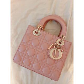 Christian Dior - 美品♡ レディディオール ピンク