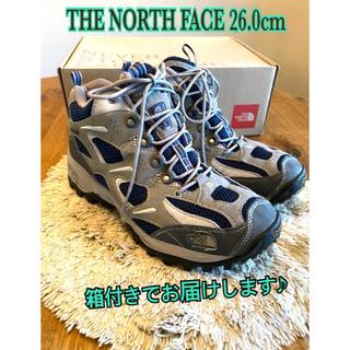 ザノースフェイス(THE NORTH FACE)の【ザ・ノースフェイス】HedgehogMID GTX XCR NF70823 (登山用品)