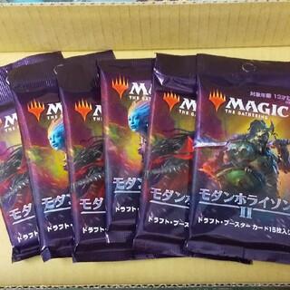 マジックザギャザリング(マジック:ザ・ギャザリング)のMTG モダンホライゾン2 ドラフトブースター 6パック(Box/デッキ/パック)