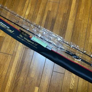 エバーグリーン(EVERGREEN)の「美品」スキッドロウ インペリアル NIMS-73M ウィップジャーク73m (ロッド)
