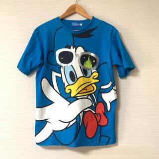 Disney - Disney resortドナルド 半袖Tシャツ 青