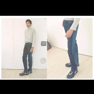 ブレス(BLESS)のBLESS n°65 jeanspleatfront(デニム/ジーンズ)