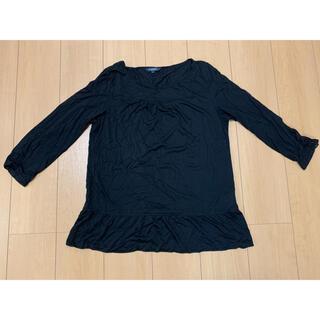 バーバリー(BURBERRY)のバーバリー Burberry チュニック サイズ5 大きいサイズ(Tシャツ(長袖/七分))