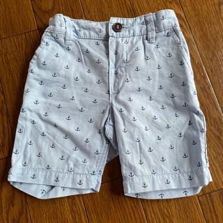 エイチアンドエム(H&M)のH &M  ハーフパンツ 半ズボン 68㌢(パンツ)