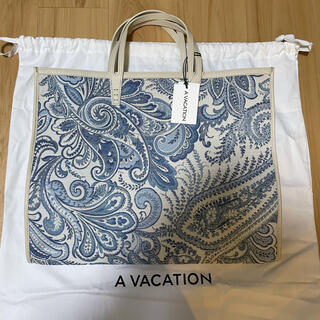 DEUXIEME CLASSE - A VACATION トートバッグ