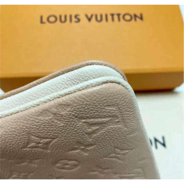 LOUIS VUITTON(ルイヴィトン)のルイヴィトン ポシェット・ドゥーブル ジップ ショルダーバッグ レディースのバッグ(ショルダーバッグ)の商品写真