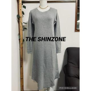 Shinzone - ❗️最終SALE❗️ザシンゾーン ワッフルワンピース サーマルワンピース