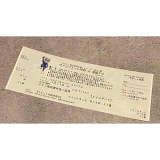 ヴァンフォーレ甲府vs愛媛FC■サッカー■チケット■1枚(サッカー)