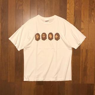 "A BATHING APE - 激レア!98s NOWHERE 5 YEARS ""LASTORGY 2""Tシャツ"