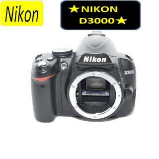 Nikon - ❤Nikon D3000 BODY❤