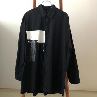 ハレ(HARE)のHARE Y-KUSANO Collection big shirt シャツ(シャツ)